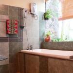 Phong thủy không gian phòng tắm hiện đại